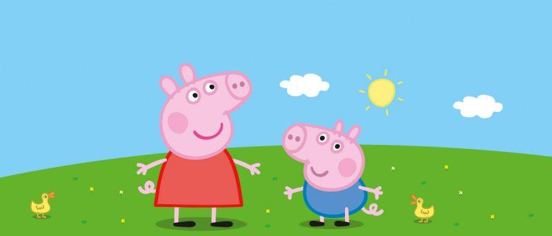 peppa-pig-y-su-hermano-imagenes-gratis