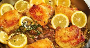 pollo-al-limon-receta-casera