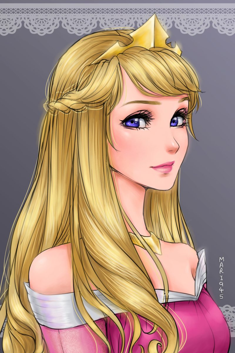 Princesas Disney Anime Android Princesas De Disney Iphone