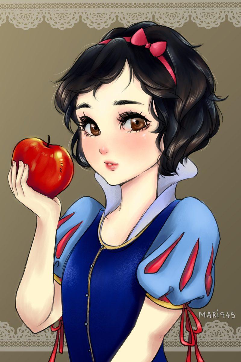 princesa-blancanieves-y-los-siete-enanitos-disney-fondo-anime