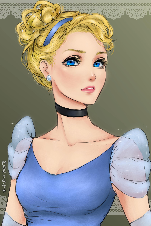 Princesas Disney Anime Android, Princesas de Disney Iphone