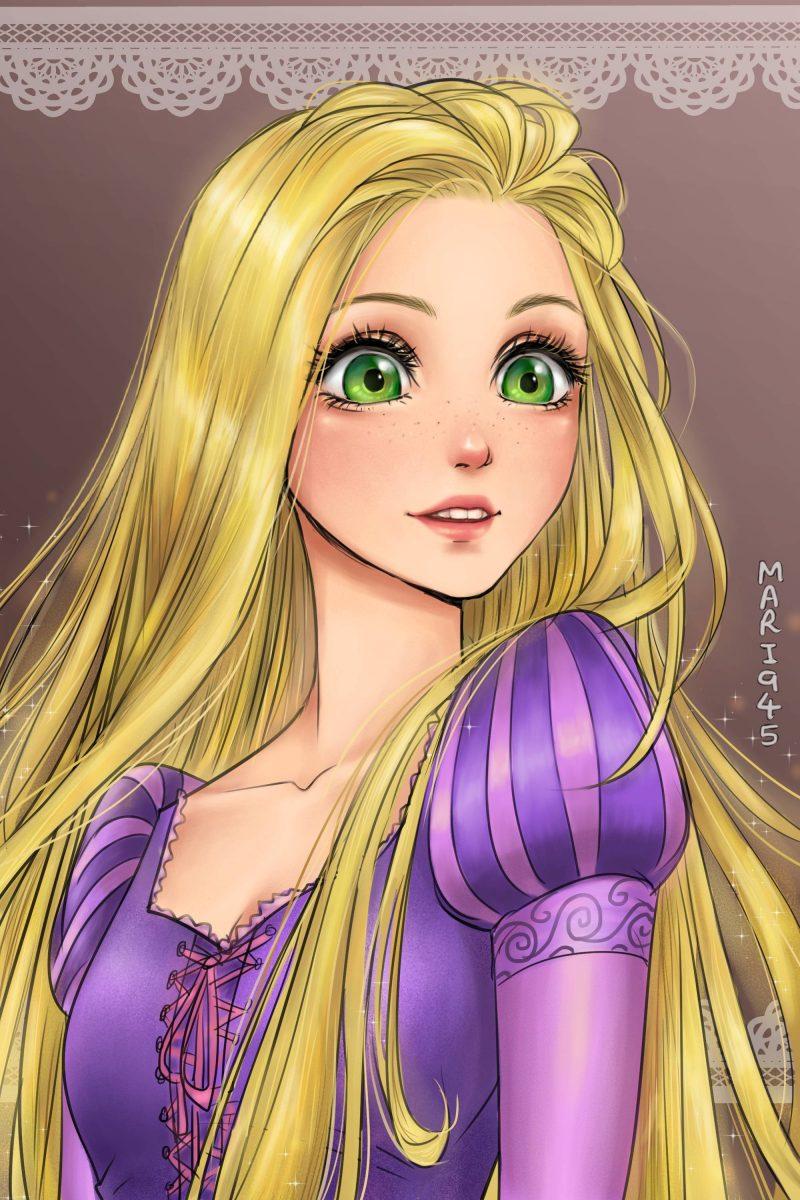 princesa-rapunzel-disney-fondo-anime