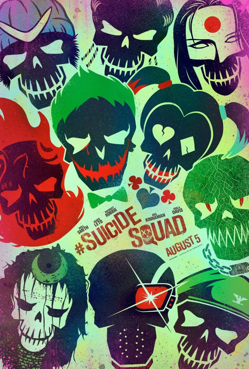 Suicide squad wallpapers iphone y android escuadr n for Fondos celular android