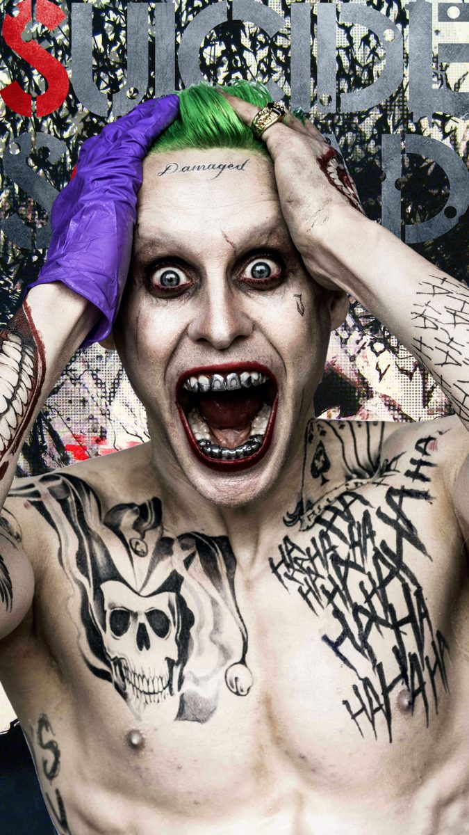 suicide squad wallpapers iphone y android escuadr243n