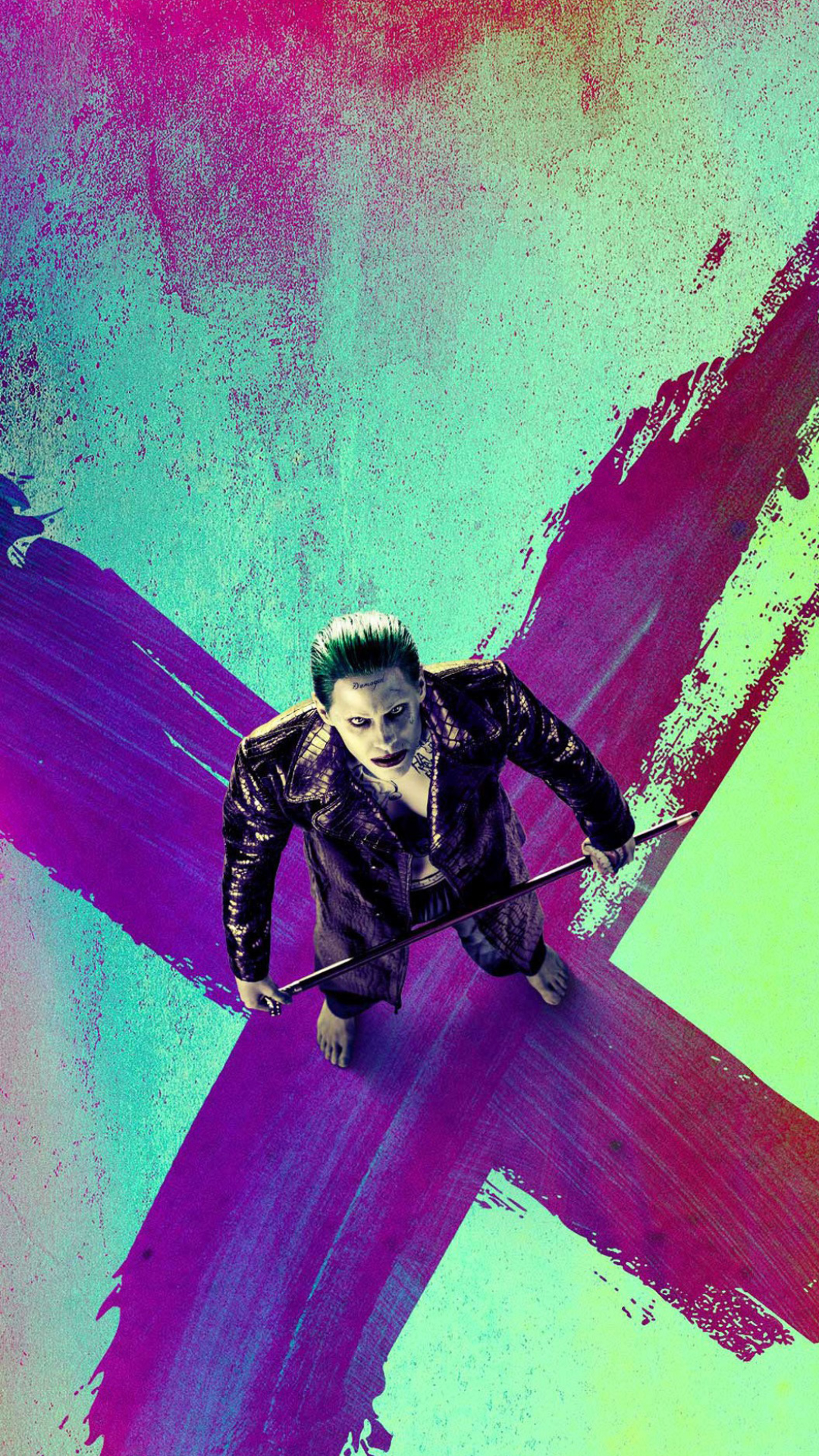 Suicide squad wallpapers iphone y android escuadr n for Fondos de wallpaper