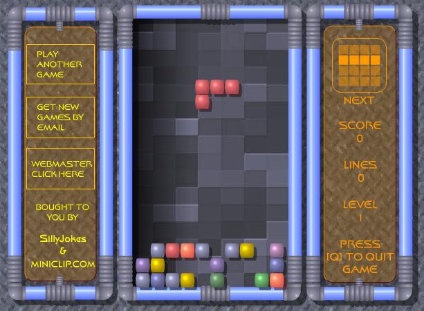 Porno Tetris 98