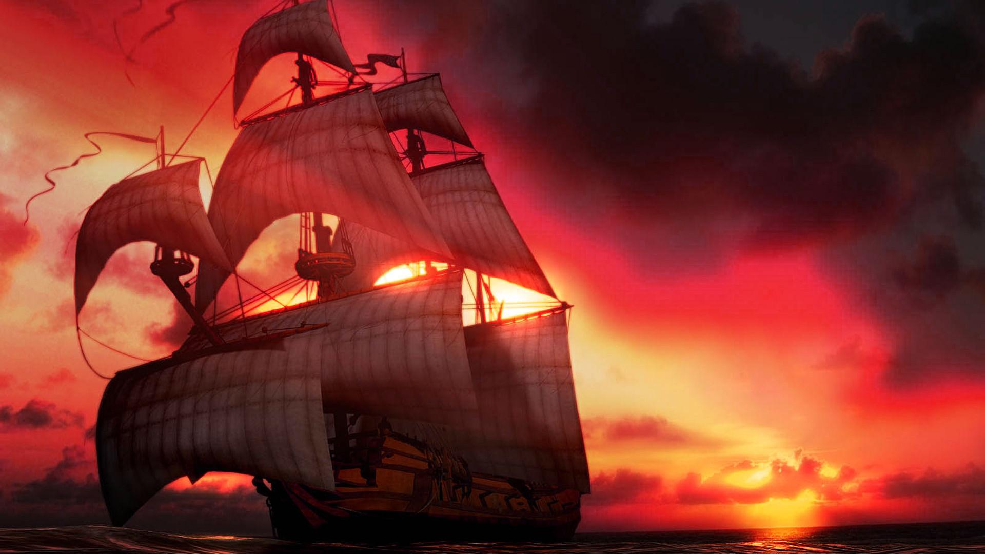 Hd Wallpapers: Barcos Piratas Wallpapers, Barcos Piratas Reales Fondos Hd