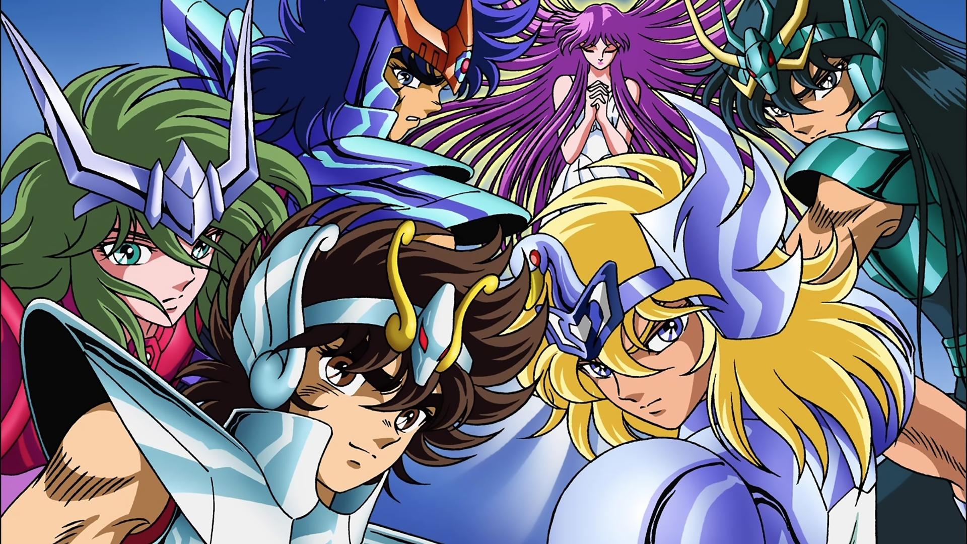 Fondos de pantalla de los caballeros del zodiaco for Imagenes anime hd full