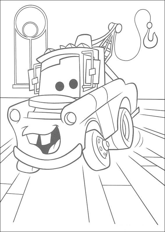 dibujos-de-cars-para-colorear-9
