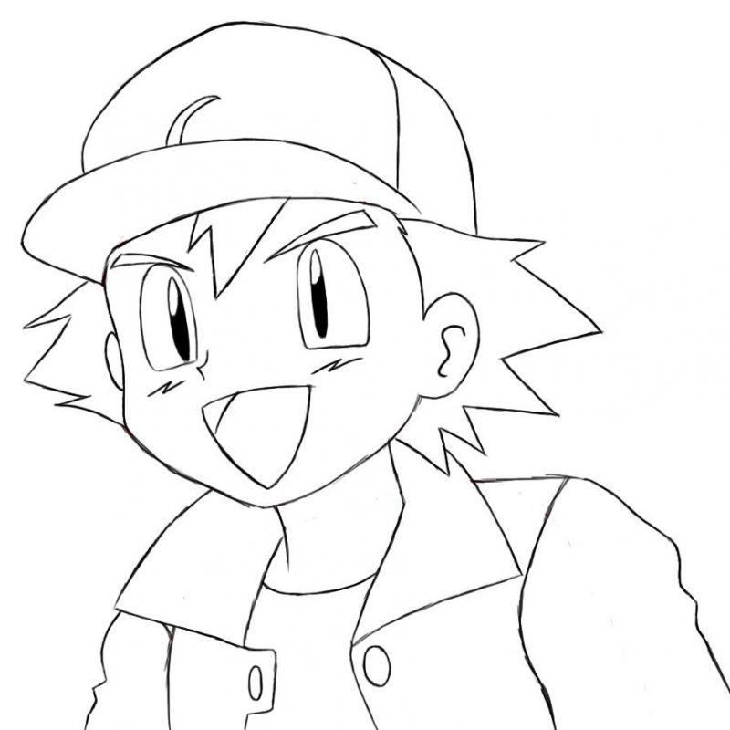Dibujos de Pokemon para colorear (2)
