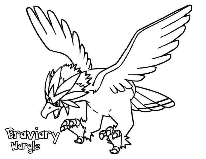 Dibujos de Pokemon para colorear (3)