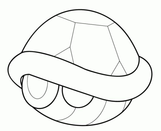 Dibujos De Super Mario Para Colorear E Imprimir 2