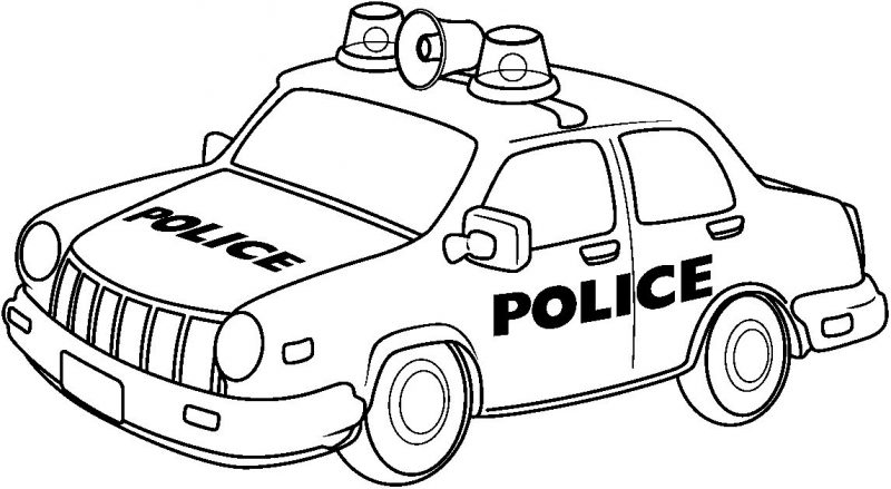 Dibujos De Vehiculos Coches Y Carros Para Colorear E Imprimir
