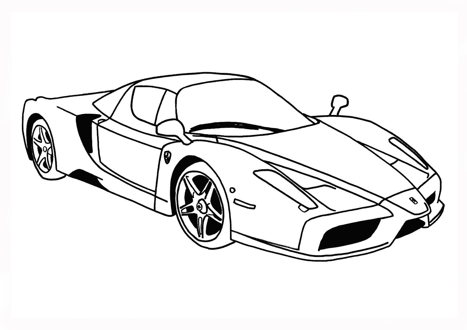 Excelente Lamborghini Para Imprimir Para Colorear Bosquejo - Dibujos ...