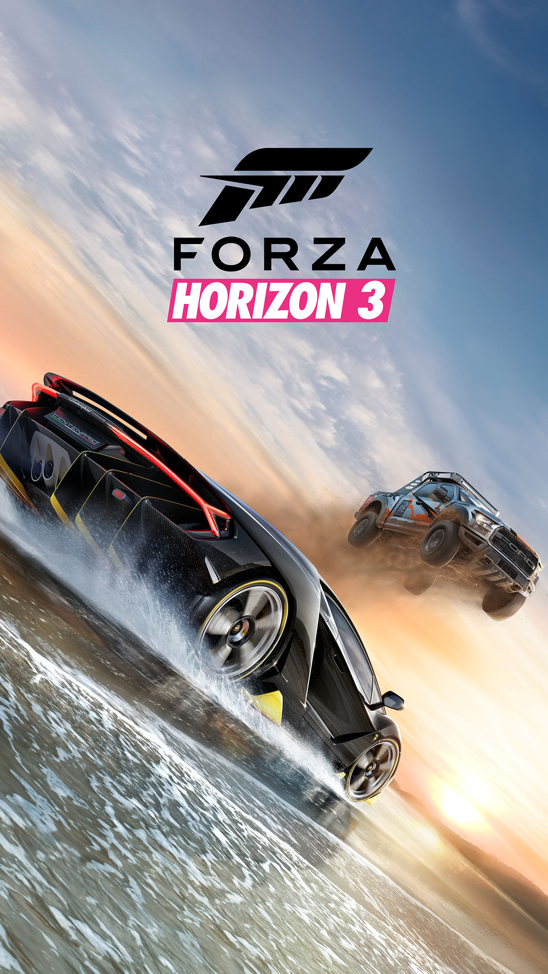 forza horizon 3 pc تحميل