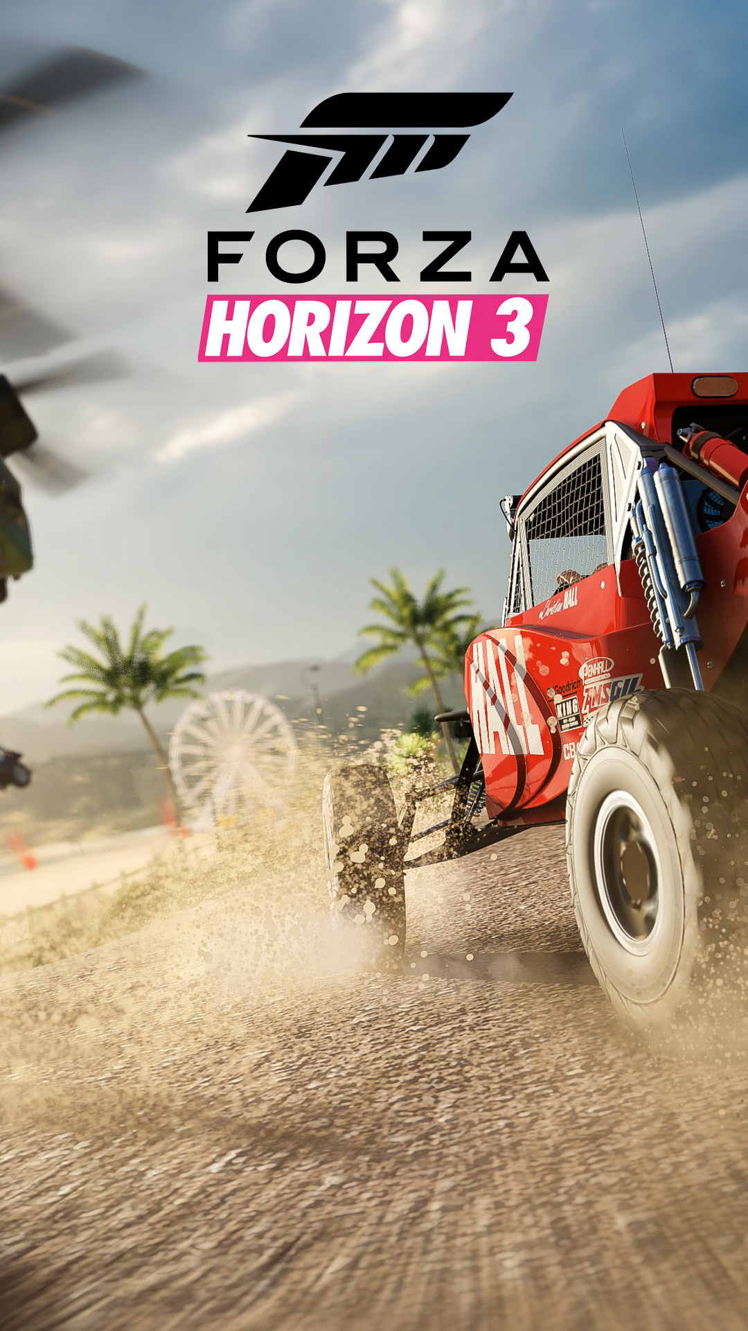 Fondos De Forza Horizon 3 Wallpapers