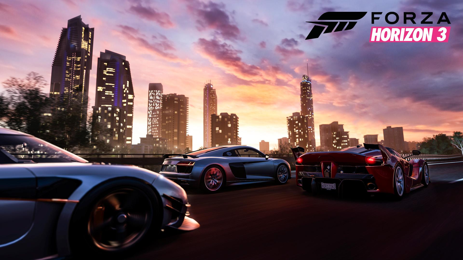 Fondos De Forza Horizon 3 Wallpapers