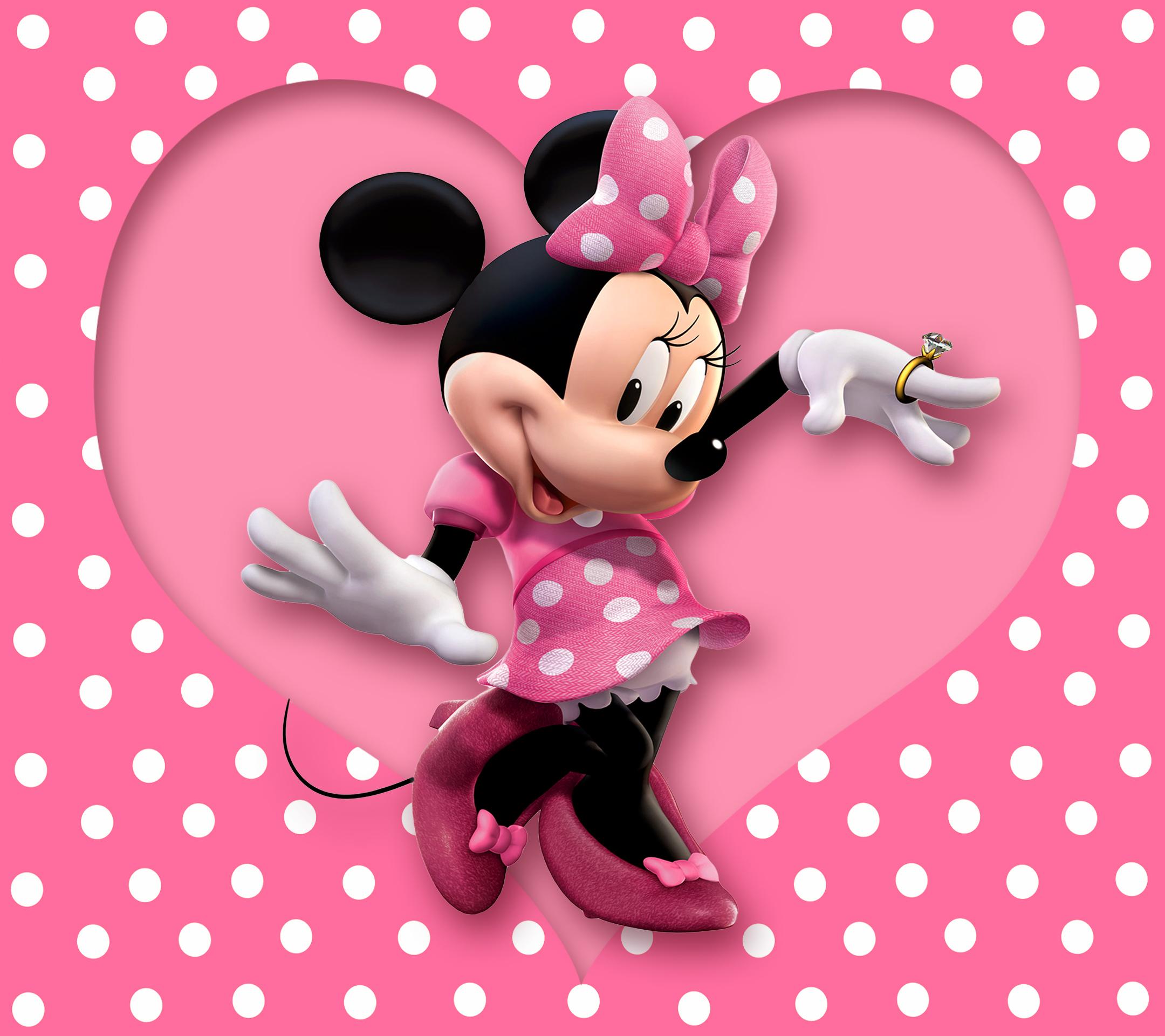 Imágenes de Minnie Mouse de Disney Gratis