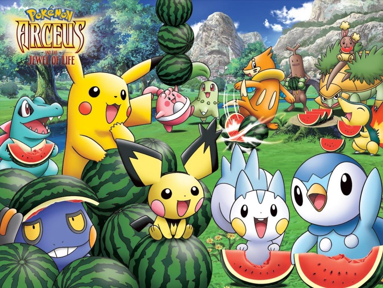 Imagenes de pokemon gratis para descargar - Pokemon famille pikachu ...