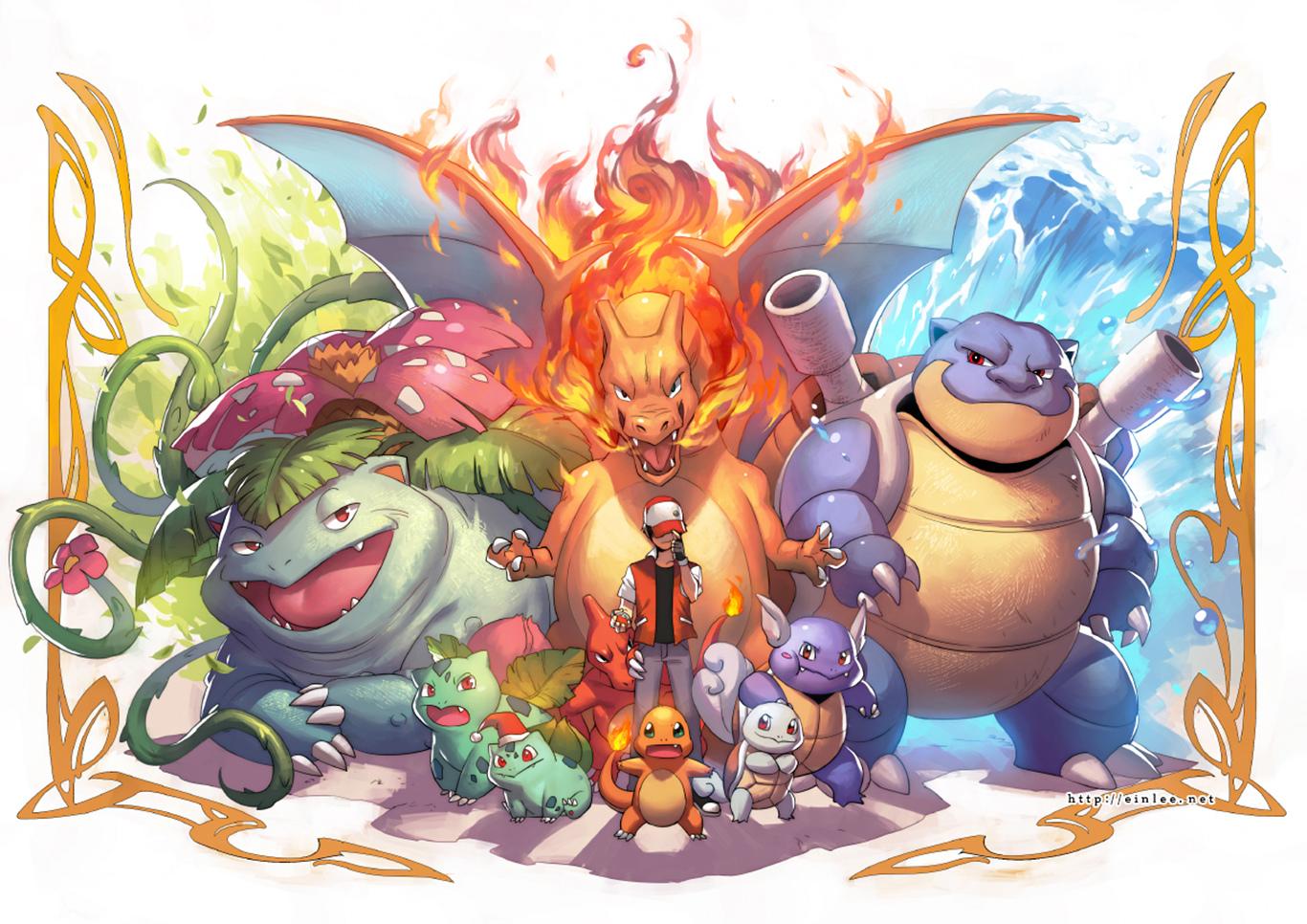 Imagenes de Pokemon gratis para descargar