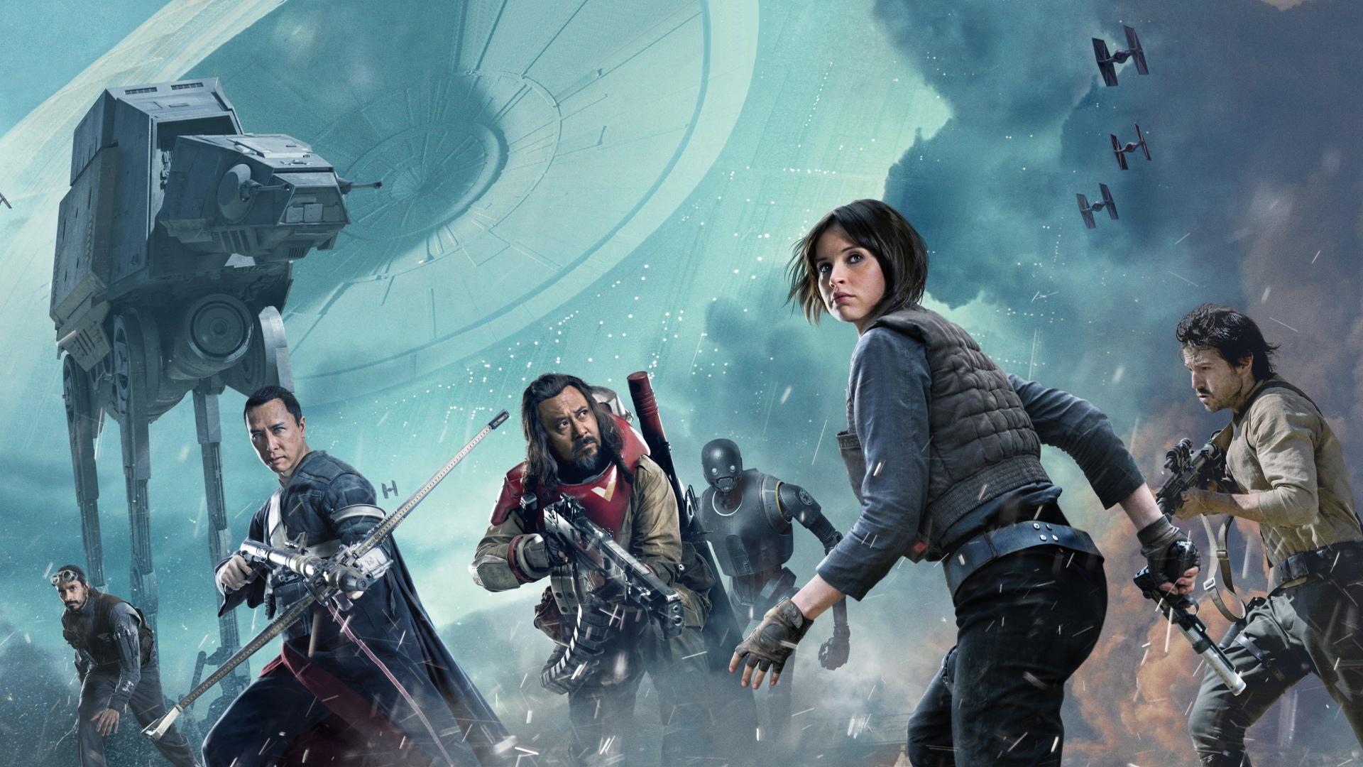 Fondos de Star Wars Rogue One, Una Historia de Star Wars ...