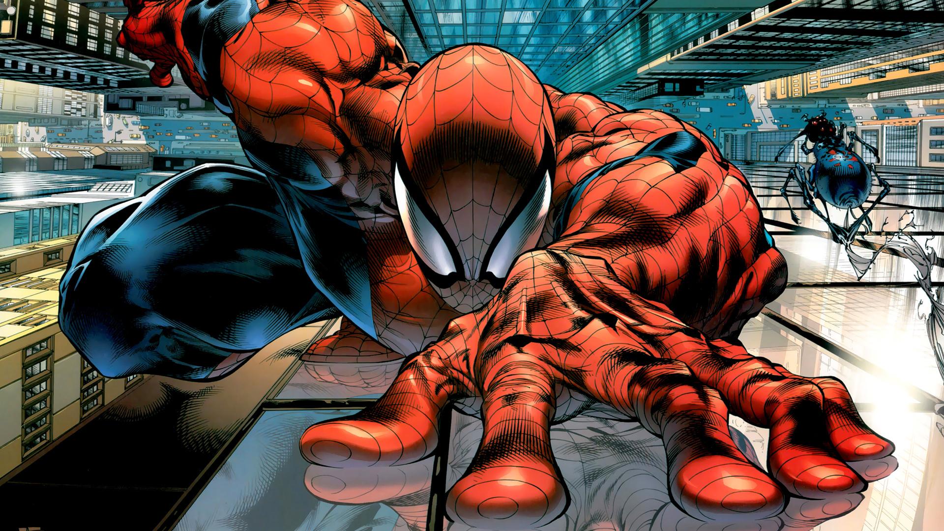キャプテン・マーベル Hd: Fondos De Pantalla De Spiderman, Wallpapers