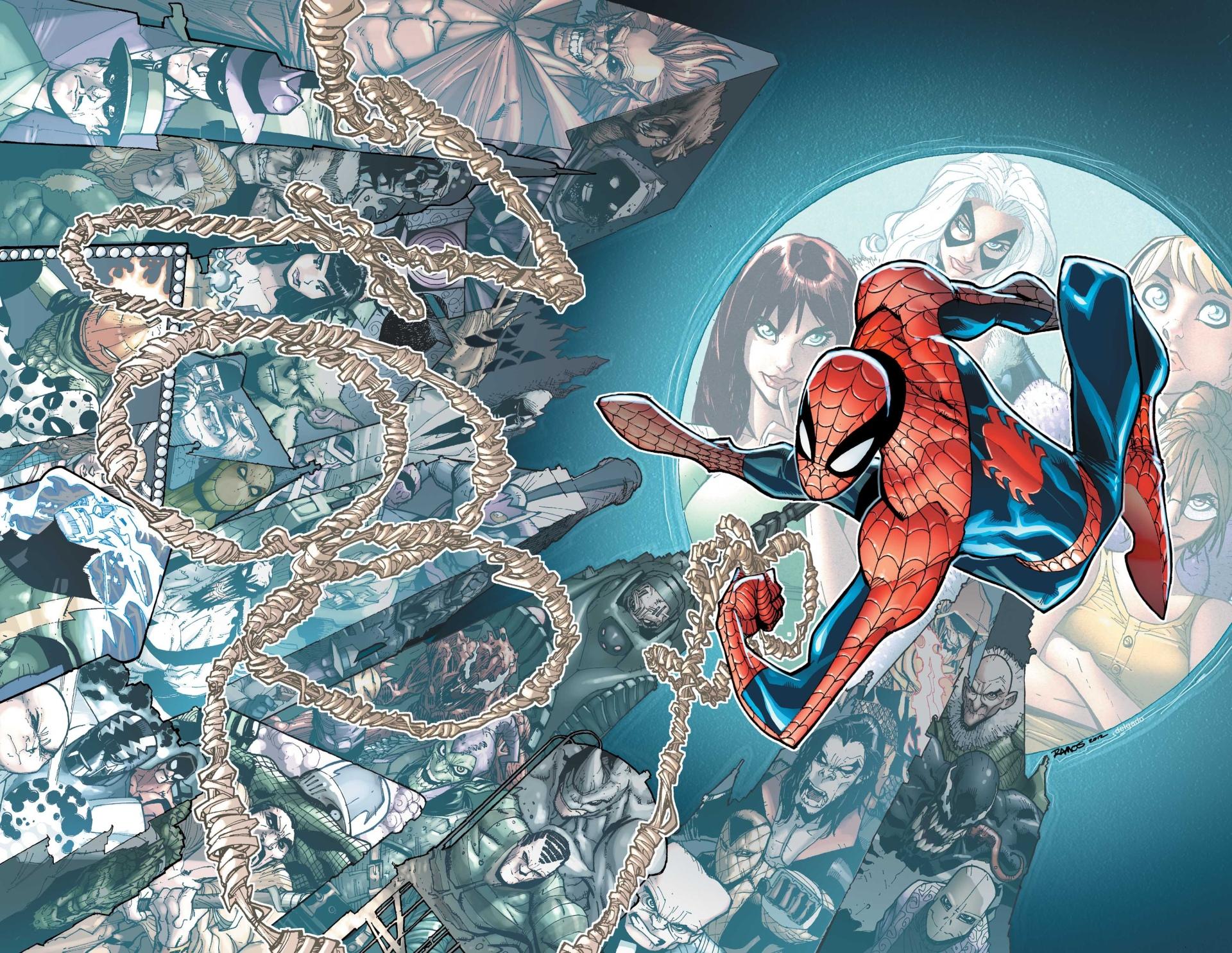 Black Spiderman Comic Fondos de pantalla de ...