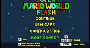 super-mario-world-flash