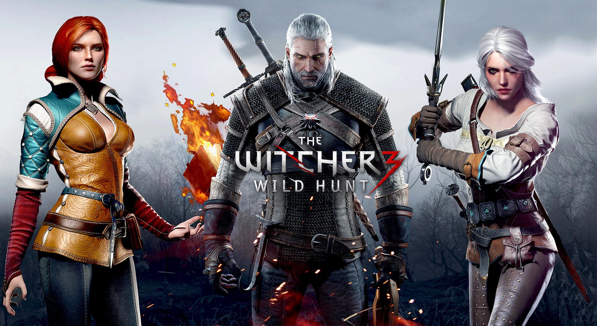 Fondos de pantalla The Witcher 3 Wild Hunt, Wallpapers Gratis