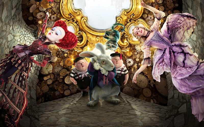 alice-through-the-looking-glass-disney-wallpaper