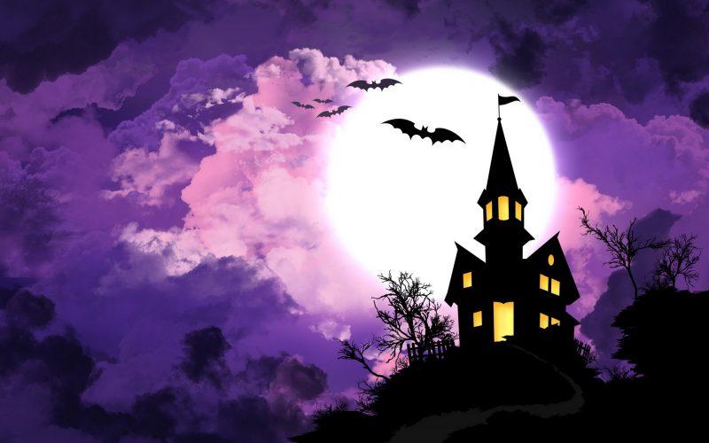 castillo-noche-halloween-fondos
