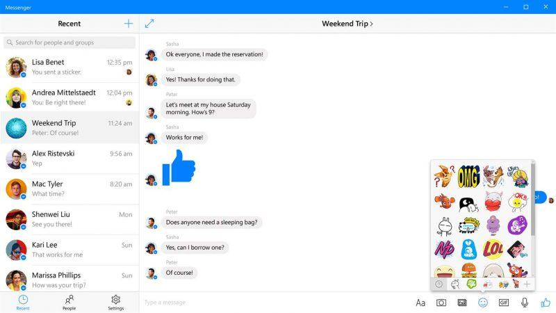 chat-facebook-messenger