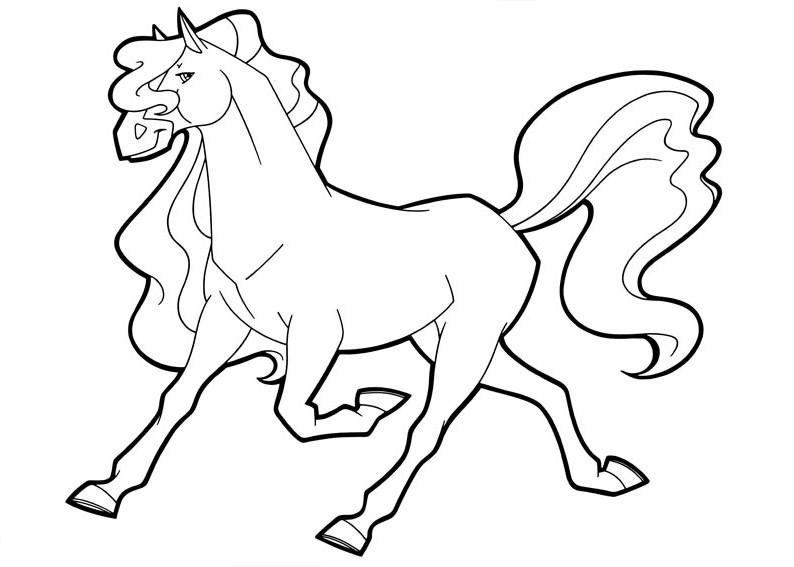 dibujos-caballos-infantiles