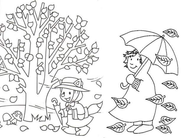 dibujos-colorear-otono