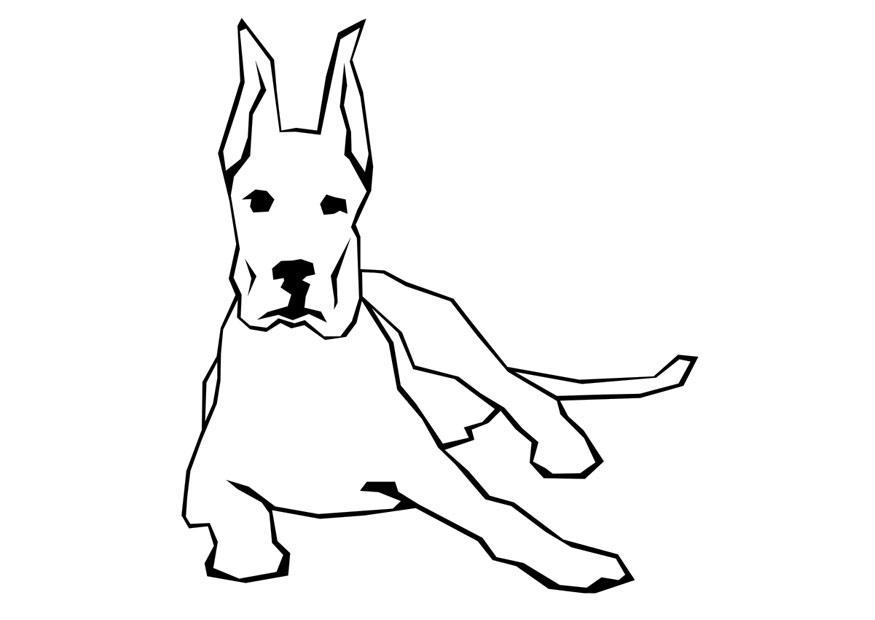 Juegos De Colorear Dibujos Bonitos: Dibujos De Perros Para Colorear E Imprimir Gratis