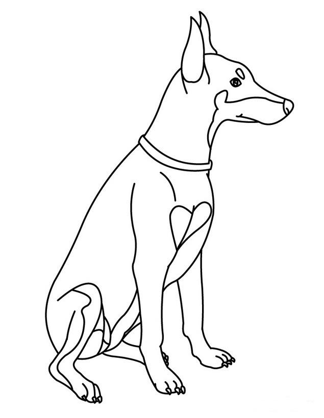 dibujos-de-perros-colorear (15)