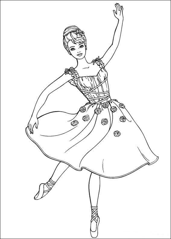 dibujos-para-colorear-de-barbie-11