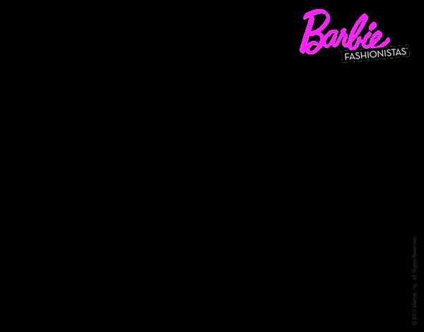 dibujos-para-colorear-de-barbie-3
