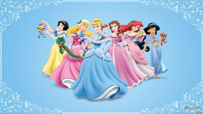 disney-princess-merry-christmas