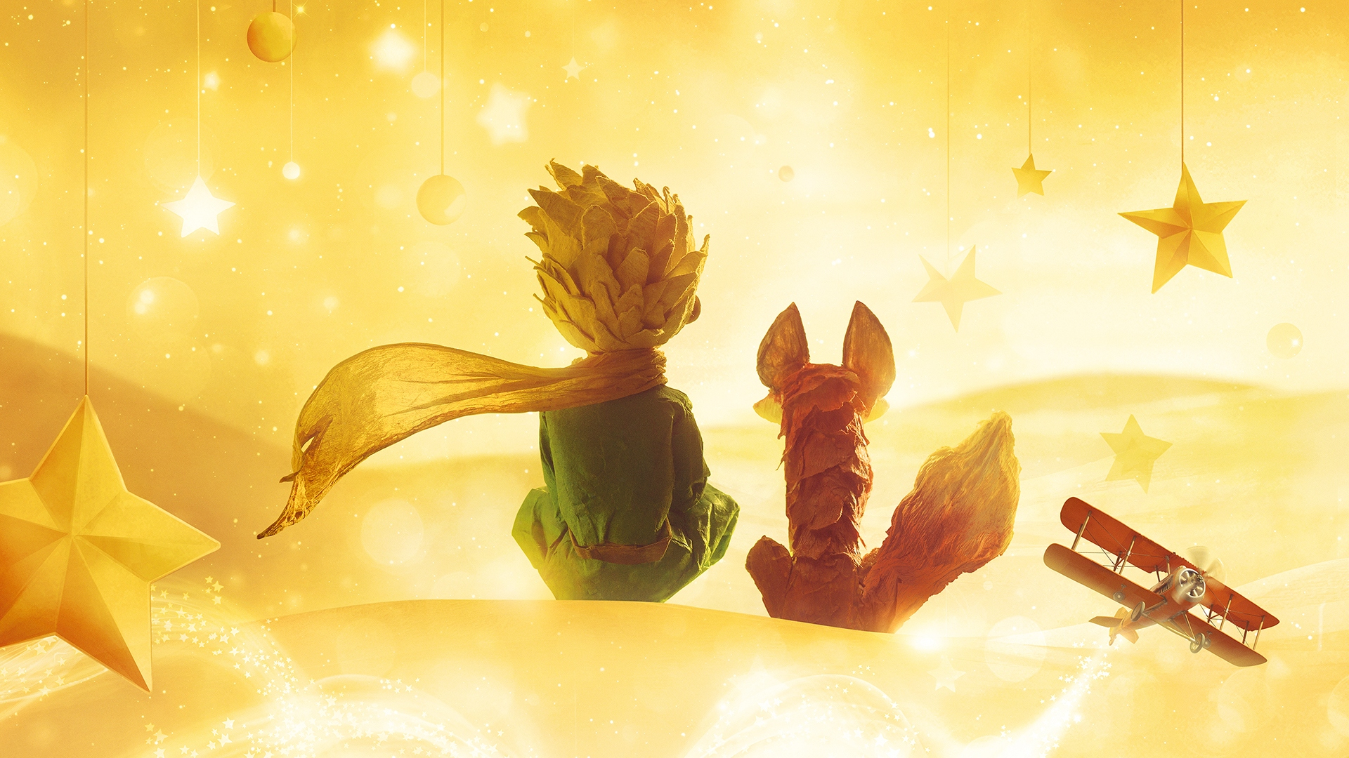 El Principito Fondos The Little Prince Wallpapers Hd