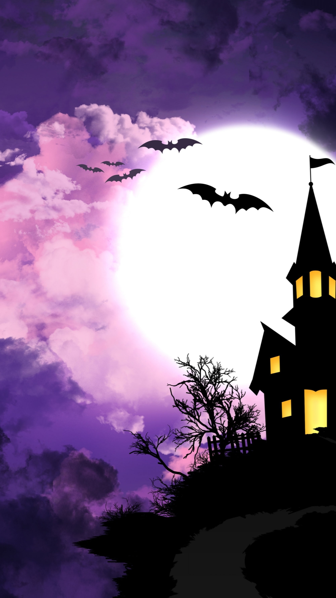 Fondos Halloween Wallpapers Mobile on Dibujos Para Imprimir Gratis