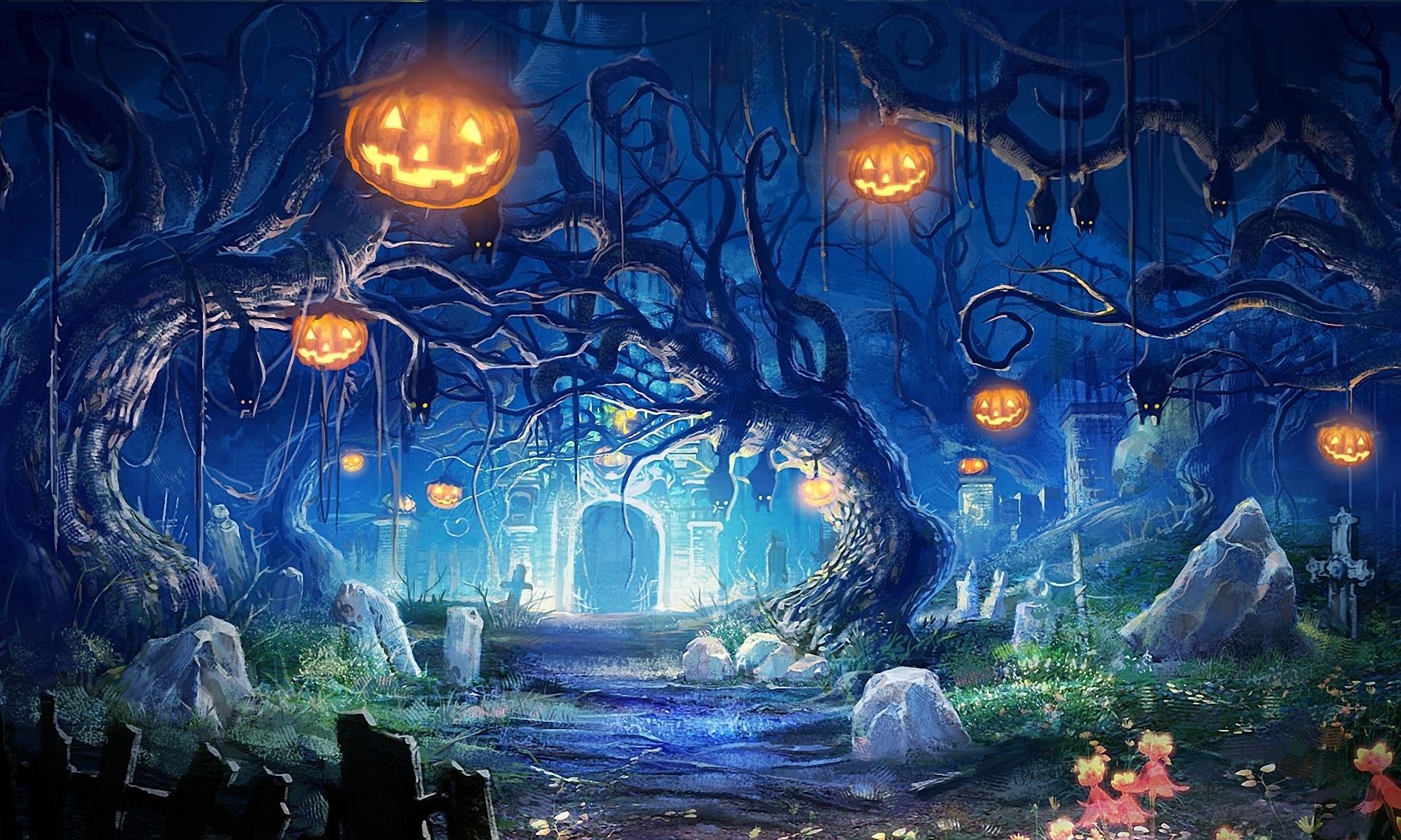fondos halloween wallpapers gratis -#main