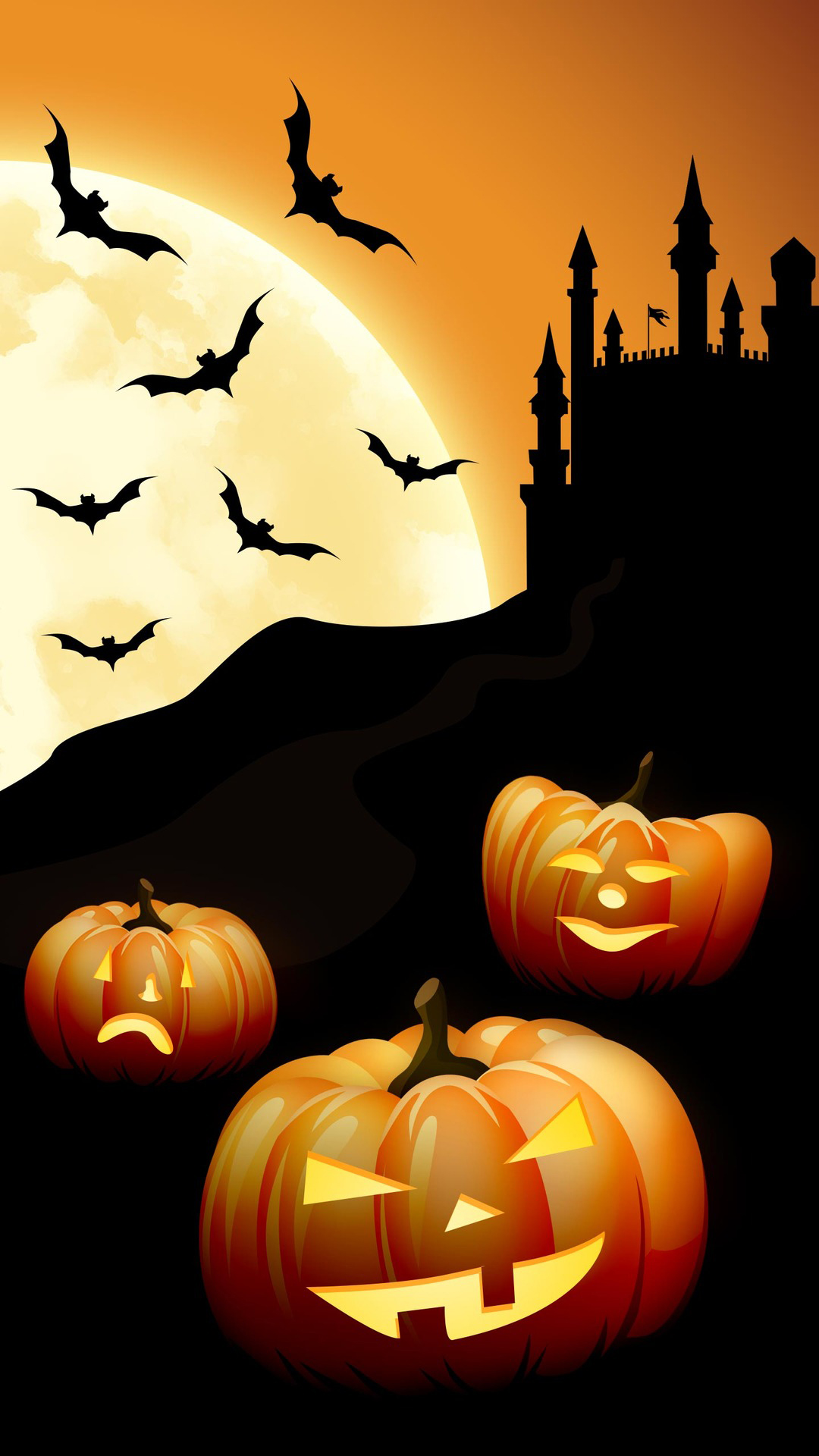 Halloween wallpapers iphone y android fondos de pantalla - Imagenes de halloween ...