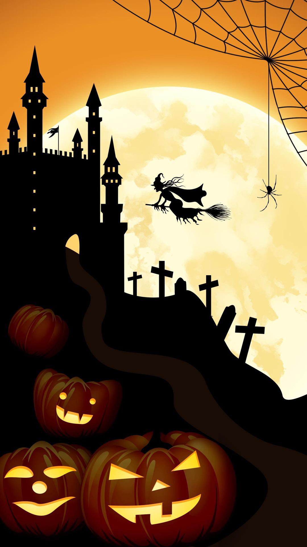 Halloween wallpapers iphone y android, fondos de pantalla halloween