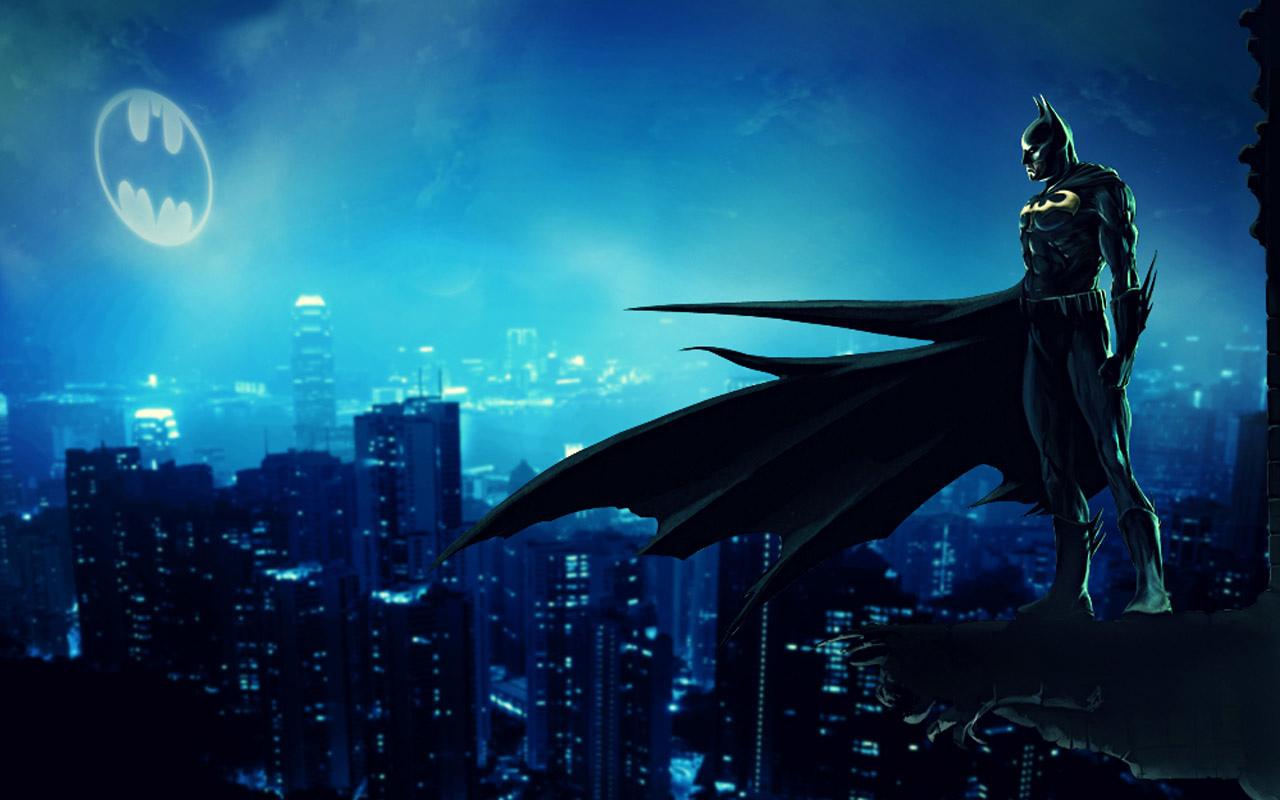 Imágenes y dibujos de Batman del Comic