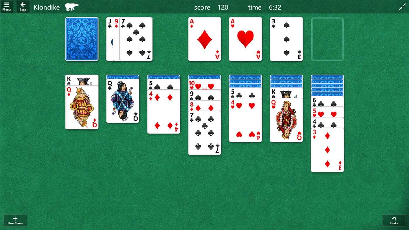 solitaire gratis online