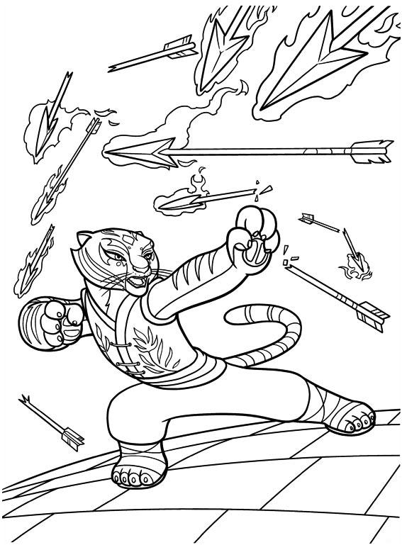 kung-fu-panda-tigresa-colorear