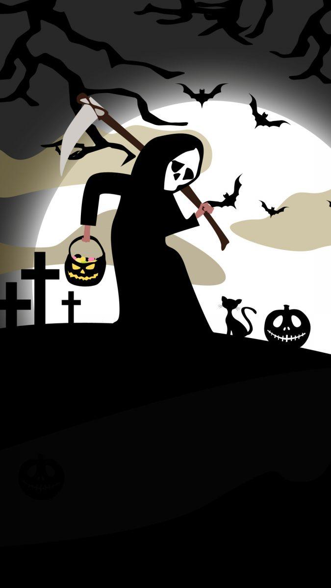 la-muerte-halloween-wallpaper-movil