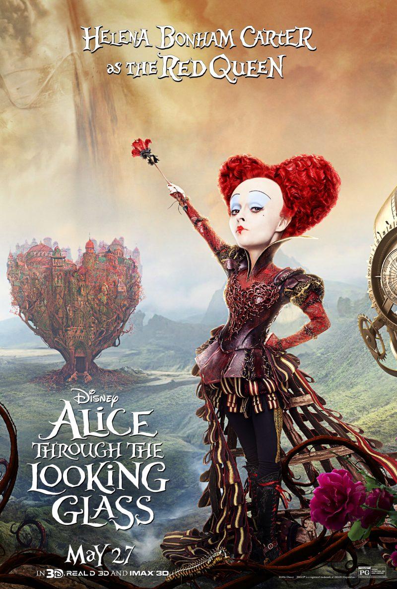 la-reina-roja-alicia-a-traves-del-espejo-movil