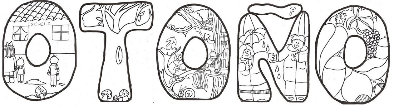 Dibujos Para Colorear E Imprimir Gratis Del Otoño ~ Ideas Creativas ...